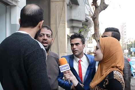 شجار مصري بسبب الوداد