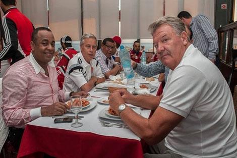 الوداد البيضاوي يفاوض لاعبا نيجيريا