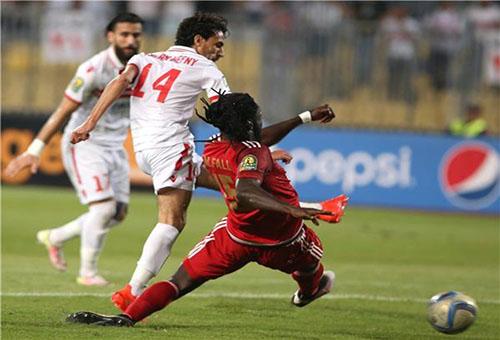 باسم مرسي يعتذر لمدرب الزمالك المصري