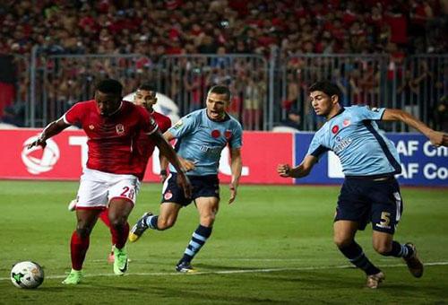 الأهلي يهدد طموح الوداد في دوري أبطال إفريقيا