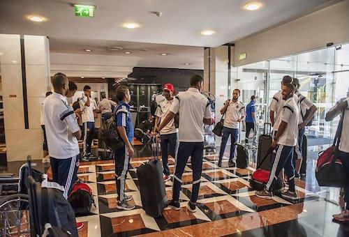 الوداد يتوجه صوب جنوب إفريقيا للدفاع عن لقب العصبة
