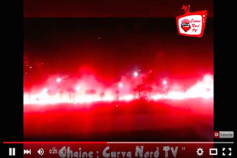 """""""الوينيرز"""" يشعلون ساحل الدار البيضاء"""