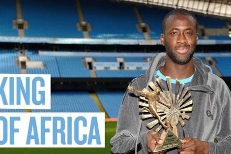 الـBBC تختار توريه كأفضل لاعب إفريقي