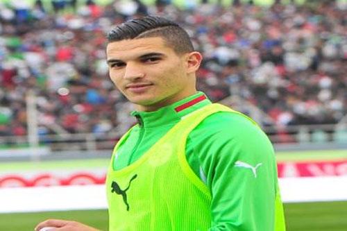 الاتحاد الجزائري يعاقب لاعب لوهافر الفرنسي