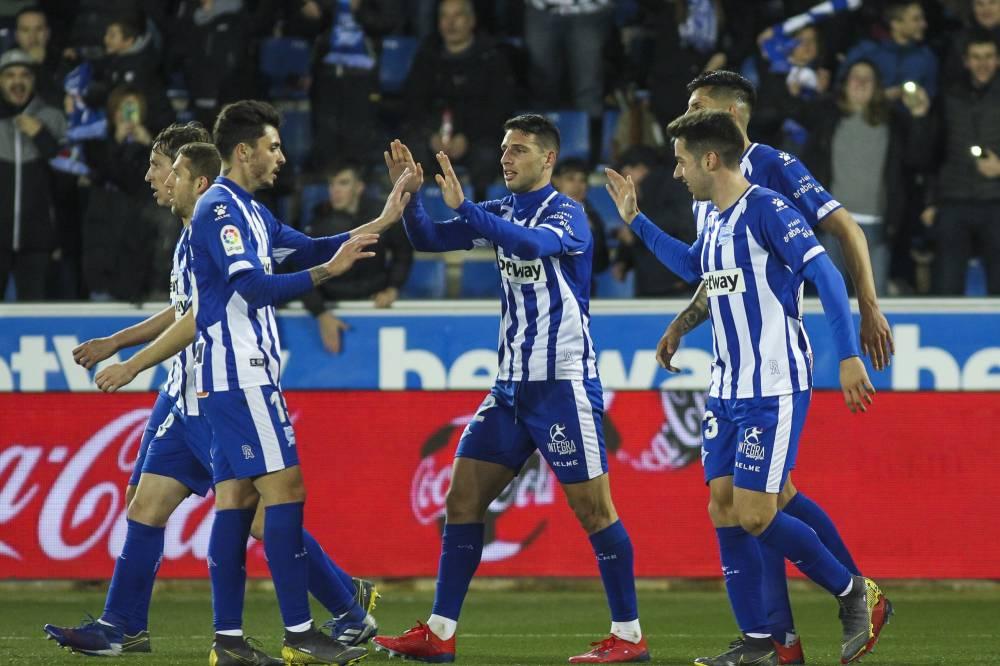 بطولة إسبانيا: ألافيس يعود الى سكة الانتصارات