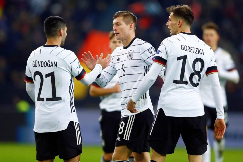 تأهل ألمانيا وهولندا إلى نهائيات أمم أوروبا