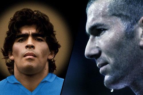 زيدان: رحيل دييغو مارادونا خسارة كبيرة للعالم