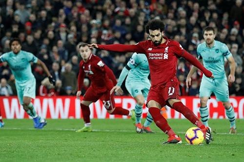 صدام ناري بين ليفربول وأرسنال لمواصلة البداية القوية في الدوري الإنجليزي
