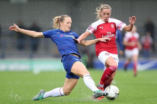 اتحاد الكرة في إنجلترا ينهي موسم السيدات
