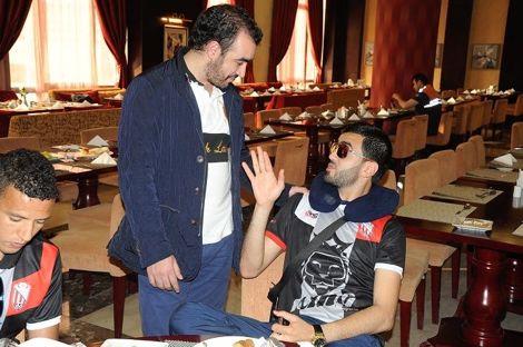"""جحوح: شعارُنا الفوز أمَام """"سموحة"""" لانطلاقةِِ صحيحة في المجموعَات"""