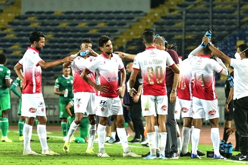 غيابات وازنة في صفوف الوداد الرياضي قبل مواجهة المغرب التطواني