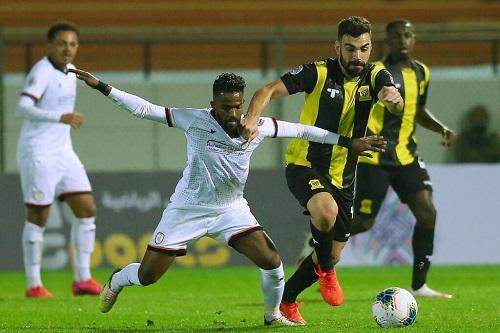 الاتحاد يتعادل مع الشباب في كأس محمد السادس