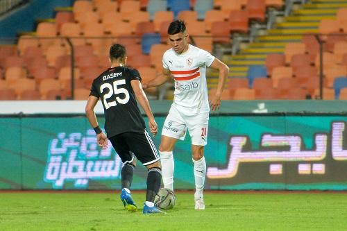 بن شرقي يقود الزمالك للفوز على الإسماعيلي وحسم المركز الثاني في الدوري المصري