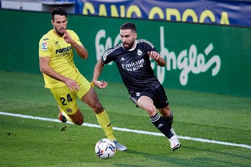 فياريال يفلت من الهزيمة على ملعبه أمام ريال مدريد في الدوري الإسباني