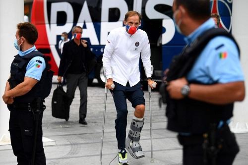 يويفا تغرم باريس سان جيرمان 30 ألف يورو