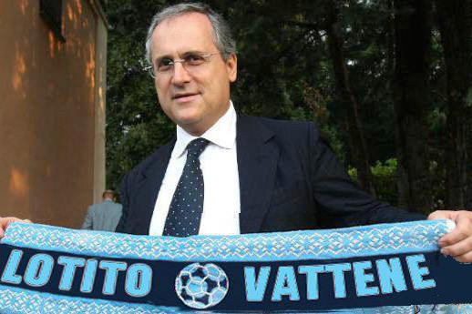 رئيس لاتسيو الإيطالي: بإمكاننا الفوز على أي فريق