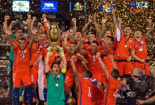 تشيلي تقهر الأرجنتين بركلات الترجيح للمرة الثانية وتتوج بلقب كوبا أمريكا