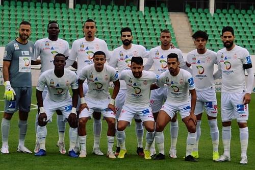 نادي حسنية أكادير يعود للتداريب بعد غد الجمعة