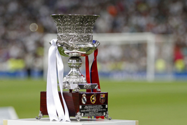السعودية تعلن استضافة كأس السوبر الإسباني