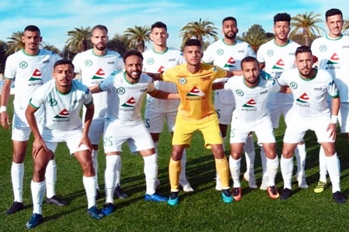 """سطاد المغربي يتعادل بهدفين أمام """"الطاس"""""""