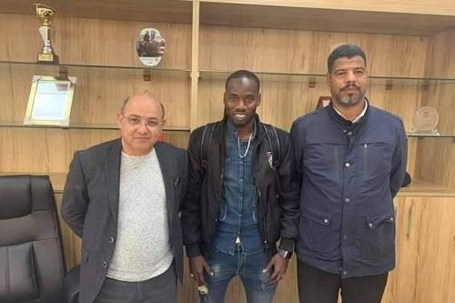 """""""الطاس"""" يضم أبو باكارين لاعب تونغيت السنغالي"""