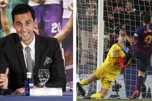 غضب مدريدي بسبب هدف سواريز أمام ليغانيس