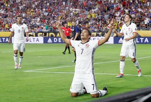 كولومبيا تقهر المنتخب الأمريكي للمرة الرابعة وتتوج بالمركز الثالث في كوبا أمريكا