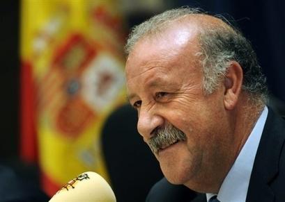 إسبانيا تجدد الثقة بديل بوسكي