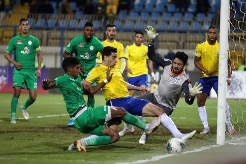 الاتحاد العربي يقرر استئناف البطولة العربية والرجاء ينتظر موعد مباراة الإسماعيلي
