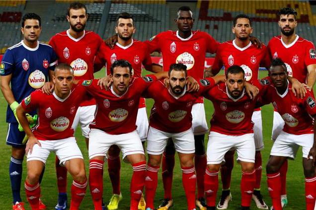 النجم: هدفنا التأهل لدور الثمانية بدوري الأبطال