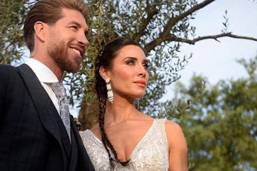 زفاف أسطوري لسيرخيو راموس بحضور 400 من مشاهير العالم