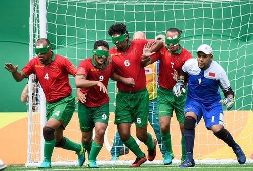 """كأس العالم لـ""""Cécifoot"""".. المنتخب الوطني يَبلغ دور رُبع النهائِي لمُواجهة الأرجنتين"""