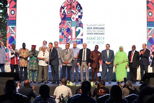 """الدورة الـ12 للألعاب الإفريقية.. إطلاق برنامج """"الإعلام والشباب"""""""