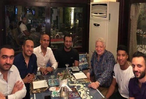 """الزمالك المصري يحسم صفقة أحداد في وجبة """"سحور"""" وهذه تفاصيل الصفقة"""