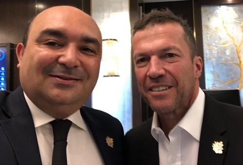 """ماتيوس يَحشد الدعم للمغرب في جولتِه الأوروبية.. ويصرّح: المغاربة يُحبّونني منذ """"مونديال86"""""""