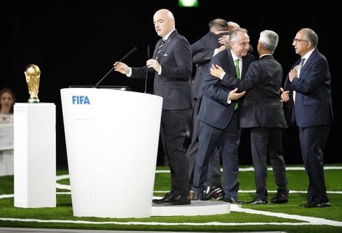 بعد فوز الملف الثلاثي بالتنظيم.. هكذا سيكون كأس العالم 2026