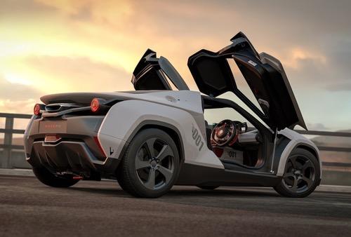 """""""تاتا موتورز"""" الهندية تنافس العالم بسيارة رياضية اقتصادية"""