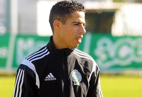 القديوي: ليس لي مشكل مع الزنيتي.. وأنصح اللاعبين المغاربة بالاحتراف في الخليج