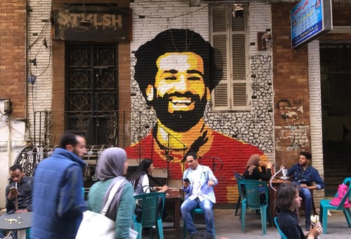 """محمد صلاح """"فرعون"""" احتل بريطانيا بأهدافه فأسلم """"الريدز"""" على نغمات """"لن تسير وحدك أبدا"""""""