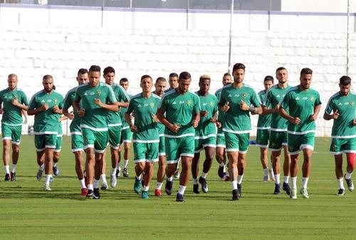 المنتخب يَبلُغ اليوم السابع من الإعداد في الإمارات ويَنتظِر التِحاق بوحدوز