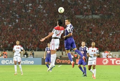 وفاق سطيف يُخرج الوداد من دوري أبطال إفريقيا ويتأهل لنصف النهائي