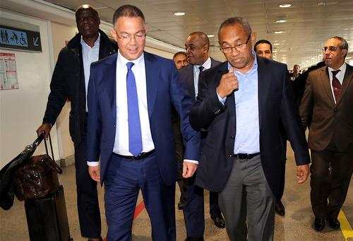 صُحف الخميس: استنفار بالجامعة بسبب الحارس المزور.. ولقجع يسعى لاكتساح لجان الـ CAF
