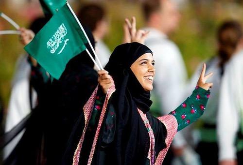 الفيفا يهنئ سيدات السعودية بعد السماح لهن بدخول ملاعب كرة القدم في المَملكة