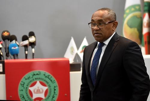 """رئيس """"الكاف""""يؤكد إقامة كأس إفريقيا 2019 في الكاميرون"""