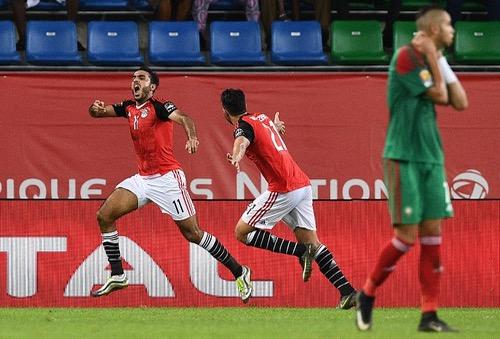"""المصريّون مُتفائلون بعد الفوز على المغرب: دائما نفوز باللّقب بعد كل مواجهة مع """"الأسود"""""""