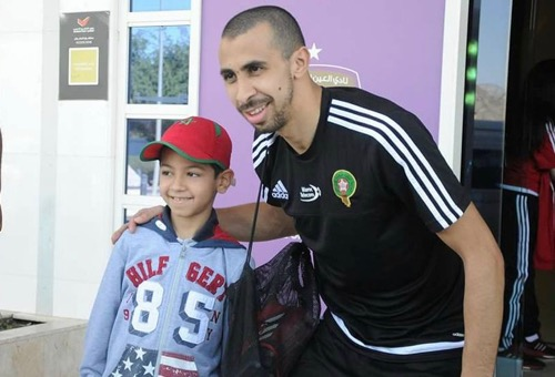"""فؤاد شفيق من عتمة """"الليغ 2"""" إلى رسمية """"الأسود"""" والمشاركة لأول مرة في كأس إفريقيا للأمم"""