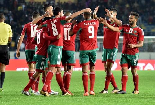 لاعبو المنتخب المحلي: الفوز على موريتانيا مفتاح البطولة.. والجمهور البيضاوي حفزنا