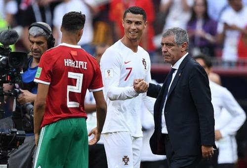 مُدرب البرتغال: المغرب لعب جيدا لكنه لم يَفز.. ورونالدو مثل النبيذ تزداد حلاوته مع مرور الوقت
