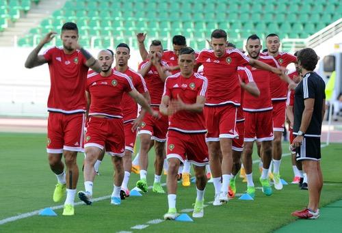"""المنتخب يُواجه صربيا في لندن وأوزبكستان في البيضاء استعدادًالـ""""مونديال"""" روسيا"""