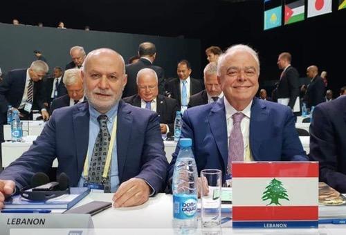 """بعد تصريحات رئيس اتحاد غينيا.. أمين عام الاتحاد اللبناني: """"هناك شيء غلط"""" فقد صوتنا للمغرب !"""